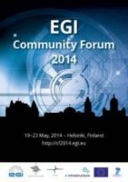 EGI Community Forum 2014